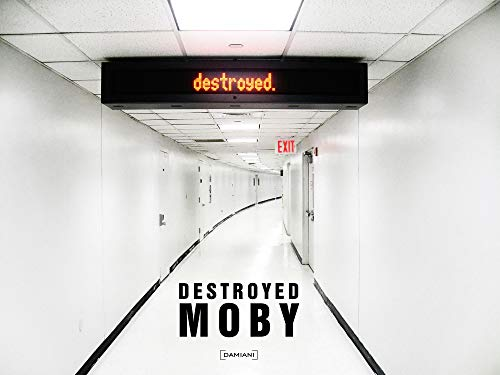 Moby: Destroyed (mit Audio-CD)