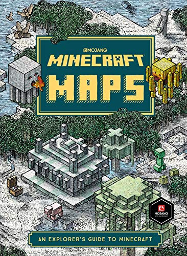 Minecraft: Maps: An Explorer's Guide to Minecraft von DELREY TRADE