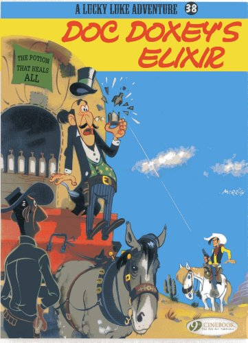 A Lucky Luke Adventure von Cinebook Ltd