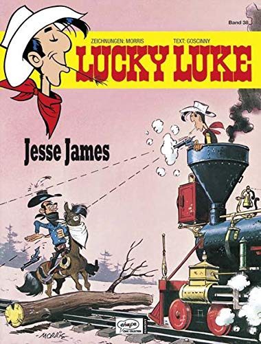 Lucky Luke 38: Jesse James von Egmont Comic Collection