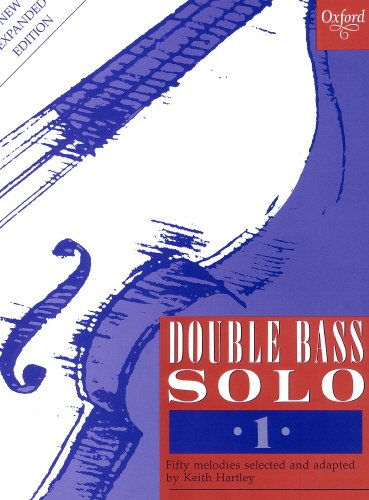 HARTLEY K. - Double Bass Solo 1º para Contrabajo von OUP - Oxford University Press
