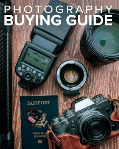 Tony Northrup's Photography Buying Guide: How to Choose a Camera, Lens, Tripod, Flash, & More (Tony Northrup's Photography Books, Band 2) von Mason Press, Incorporated