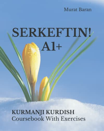 SERKEFTIN!: Kurdish Course Book With Exercises von Independently published