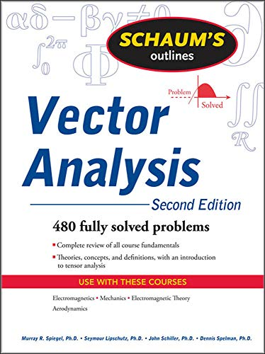 Vector Analysis, 2nd Edition (Schaum's Outlines) von McGraw-Hill Education