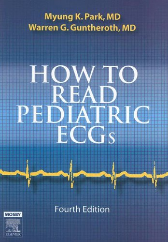 How to Read Pediatric ECGs von Mosby