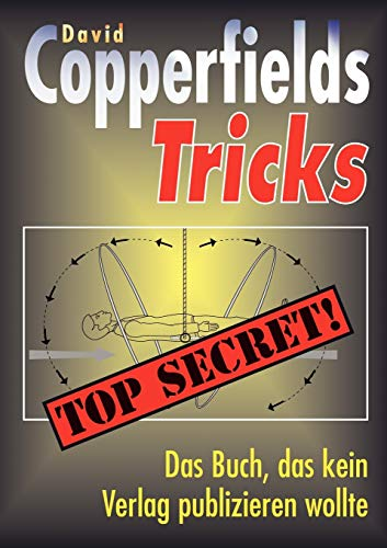 Copperfields Tricks - Top Secret!