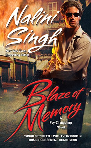 Blaze of Memory (Psy-Changeling Novel, A, Band 7)
