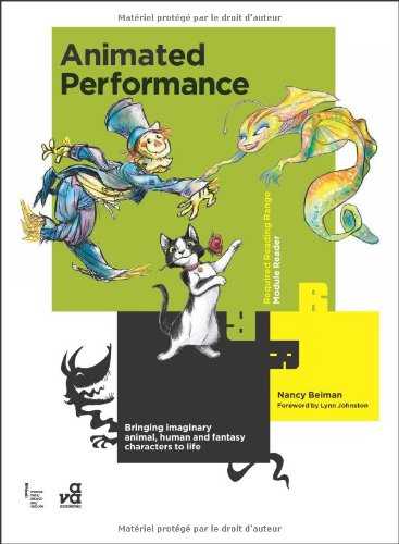 Animated Performance: Bringing Imaginary Animal, Human and Fantasy Characters to Life (Required Reading Range) von Required Reading Range