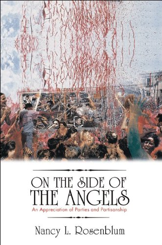 Rosenblum, N: On the Side of the Angels - An Appreciation of: An Appreciation of Parties and Partisanship von Princeton University Press