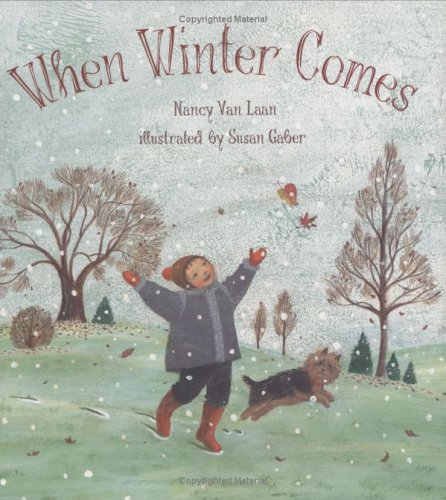 When Winter Comes von Atheneum Books for Young Readers