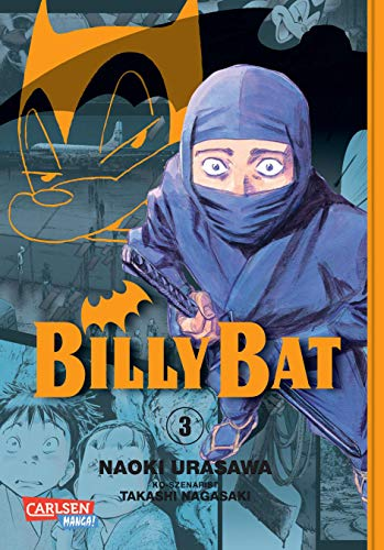 Billy Bat 3 von Carlsen