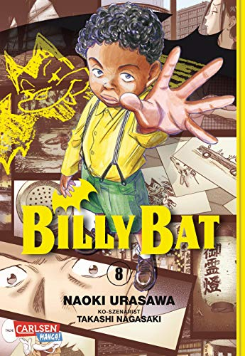 Billy Bat 8 von Carlsen