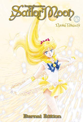 Sailor Moon Eternal Edition 5 von Kodansha Comics
