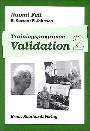 Trainingsprogramm Validation 2 von Ernst Reinhardt Verlag
