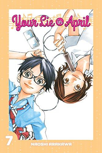 Your Lie In April 7 von Kodansha Comics