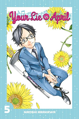 Your Lie in April 5 von Kodansha Comics