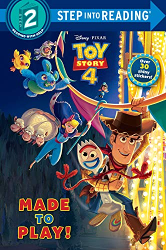 Made to Play! (Disney/Pixar Toy Story 4) (Step Into Reading, Step 2) von RANDOM HOUSE DISNEY