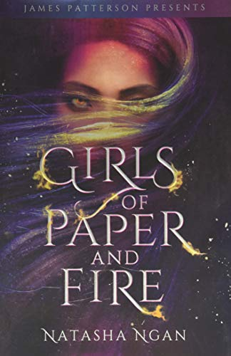 Girls of Paper and Fire von jimmy patterson