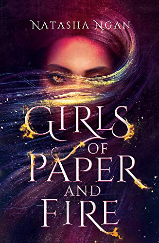 Girls of Paper and Fire von Hodder And Stoughton Ltd.
