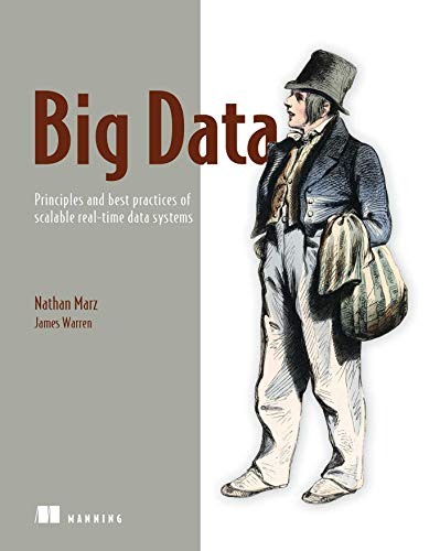 Big Data:Principles and best practices of scalable realtime data systems von Manning Publications