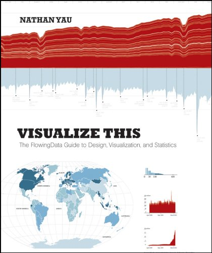 Visualize This: The FlowingData Guide to Design, Visualization, and Statistics von Wiley John + Sons / Wiley, John, & Sons, Inc