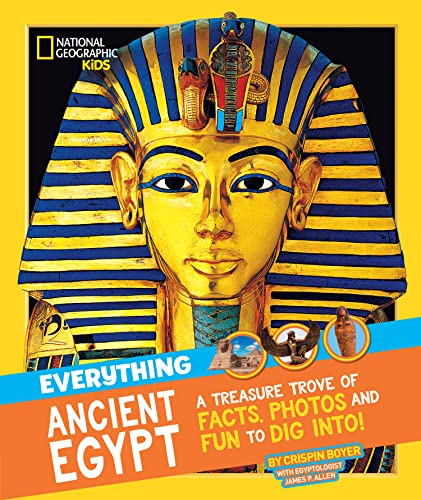 Everything: Ancient Egypt von HarperCollins Publishers