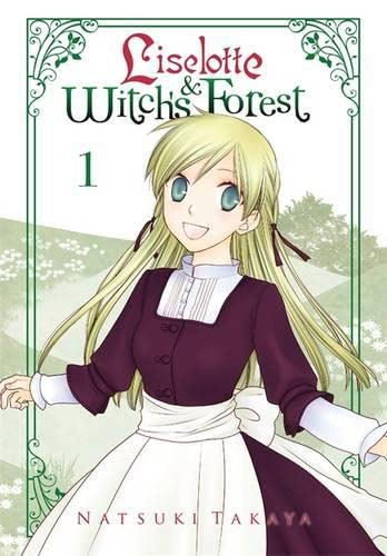 Liselotte & Witch's Forest, Vol. 1 (Liselotte in Witch's Forest, Band 1)
