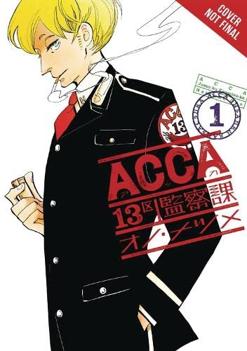 ACCA, Vol. 1 (ACCA 13-Territory Inspection Department, Band 1)
