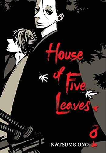 HOUSE OF FIVE LEAVES GN VOL 08 (C: 1-0-2)