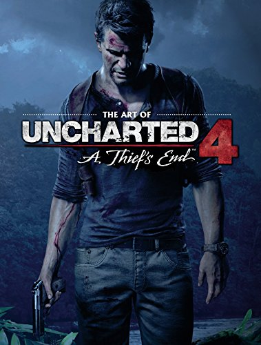 The Art of Uncharted 4: A Thief's End von Penguin Us; Dark Horse Books