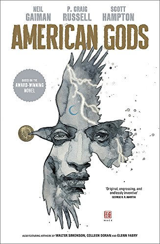 American Gods: Shadows: Adapted for the first time in stunning comic book form von Headline