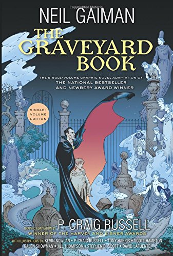 The Graveyard Book Graphic Novel Single Volume von HarperCollins