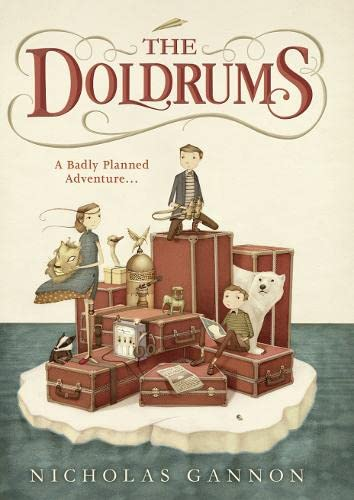 The Doldrums 1 von Harpercollins Uk; Harpercollins Children'S Books