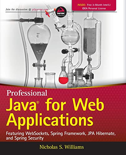 Professional Java for Web Applications von Wrox