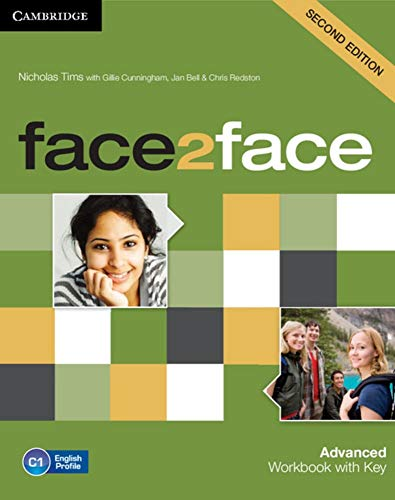 face2face (2nd edition): Advanced. Workbook + Key von Klett Sprachen