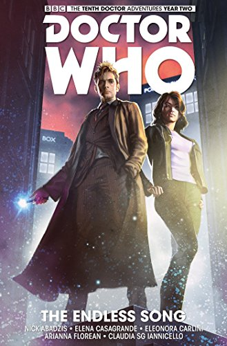Doctor Who: The Tenth Doctor Volume 4 - The Endless Song von Titan Comics