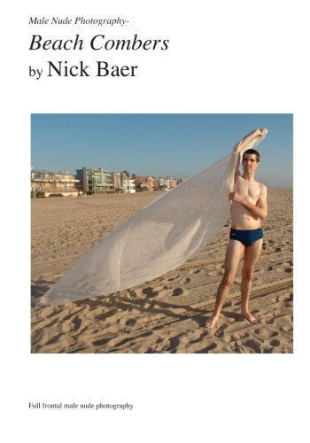 Male Nude Photography- Beach Combers von Createspace