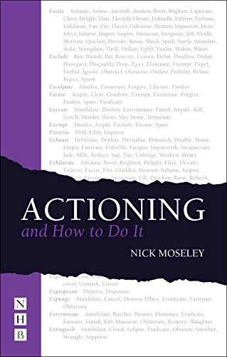 Actioning - and How to Do It von Nick Hern Books
