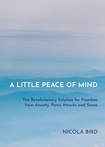 Little Peace of Mind: The Revolutionary Solution for Freedom from Anxiety, Panic Attacks and Stress von Hay House; Hay House Uk