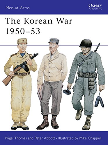 The Korean War 1950-53 (Men-at-Arms, Band 174)