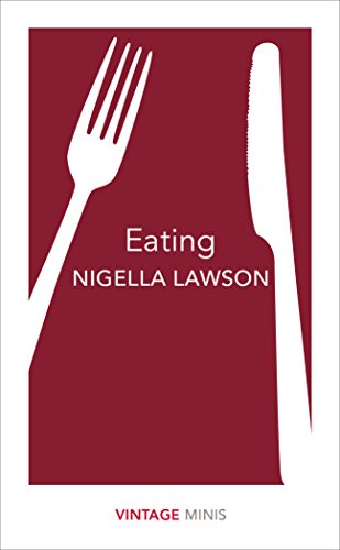 Eating: Vintage Minis von Random House UK Ltd
