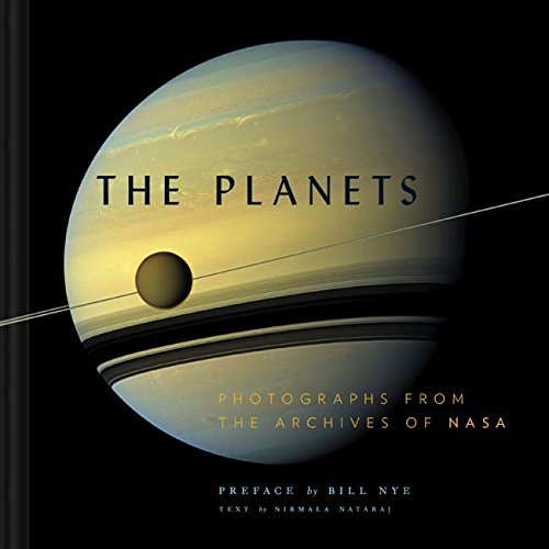 The Planets: Photographs from the Archives of NASA von Chronicle Books