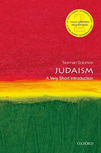 Judaism: A Very Short Introduction: A Very Short Introduction (Very Short Introductions)