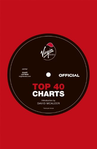 The Virgin Book of Top 40 Charts (Virgin Books)