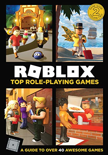 Roblox Top Role-Playing Games von HarperCollins