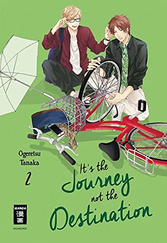 It's the journey not the destination 02 von Egmont Manga