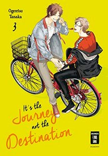 It's the journey not the destination 03 von Egmont Manga