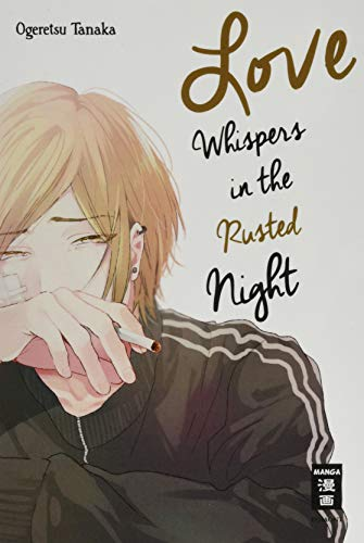 Love Whispers in the Rusted Night von Egmont Manga