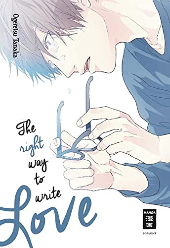 The right way to write Love von Egmont Manga
