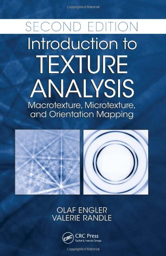 Introduction to Texture Analysis: Macrotexture, Microtexture, and Orientation Mapping, Second Edition von Taylor & Francis Inc